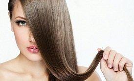 Процедуры кератинового восстановления и ламинирования волос