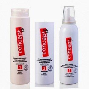 Купить средство для завивки волос мосса