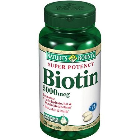 Витамины биотин цена в россии