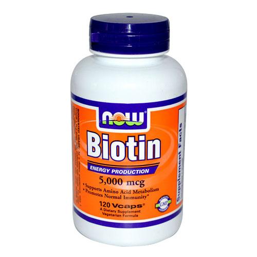 Действие добавки «Биотин»