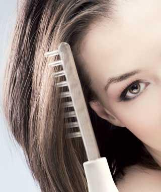 Показания к применения дарсонваль для волос