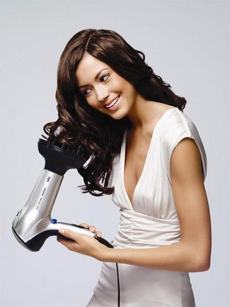 Диффузор - отличный прибор для укладки волос