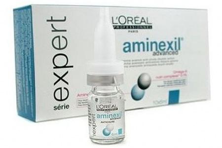 Средства с аминексилом для волос
