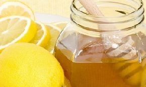 Маска с лимоном, медом и оливковым маслом