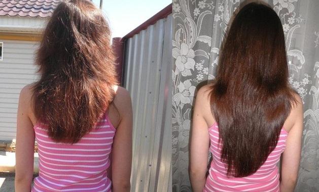 Лучшее средство от сухих кончиков волос отзывы