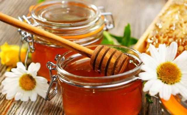 Мед для приготовления маски