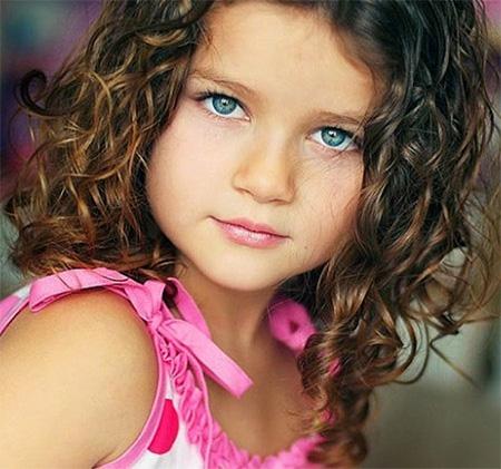 Как улучшить состояние волос у детей?