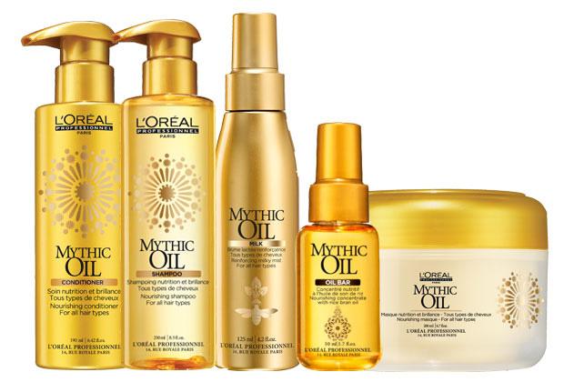 Масло для волос «L'Oréal Professionnel Mythic Oil»