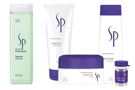Серия «Wella SP Regulate» для жирный волос
