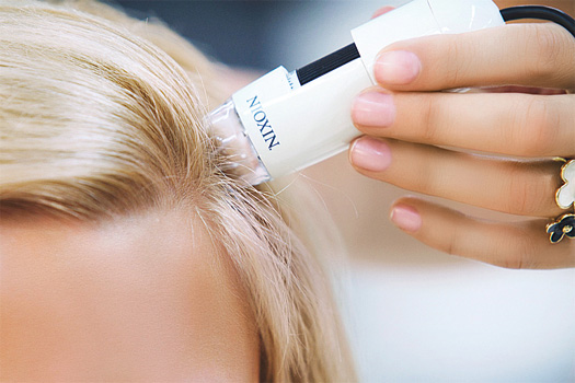 Компьютерная диагностика поможет выявить причины потери волос