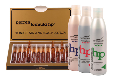Средства Плацент Формула для волос
