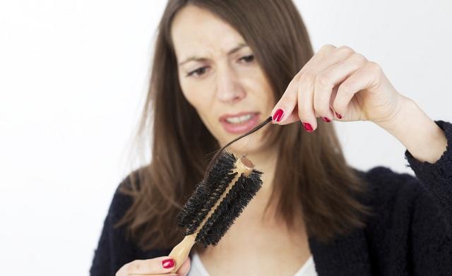 Как остановить падения волоса