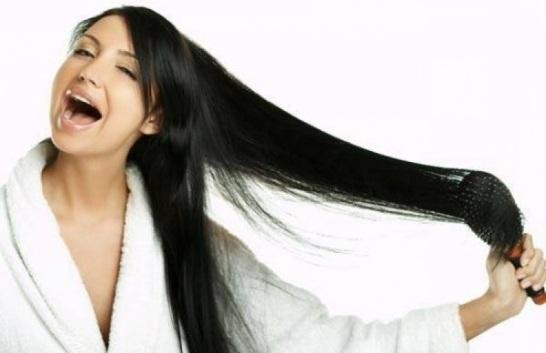 В случае повышенного выпадения волос следует обратиться к врачу