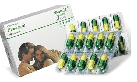 Витаминный препарат Ревалид