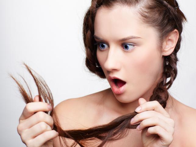 Маска для роста волос из коньяка перца