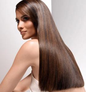 Длинные волосы придают сексуальности
