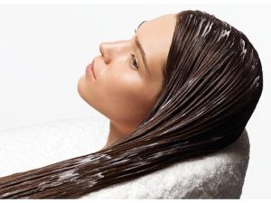 Наружное применение фолиевой кислоты в виде маски для волос