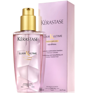Kerastase Elixir Ultime with Imperial Tea