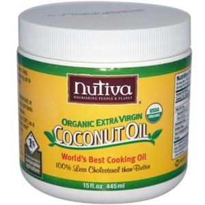 Кокосовое масло «Nutiva»