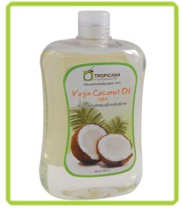 Кокосовое масло «Tropicana Coconut Oil»