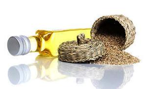 Кунжутное масло эффективно для волос