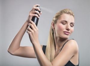 Как выбрать лак для волос