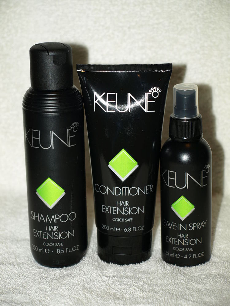 Какие лучше шампуни для нарощенных волос