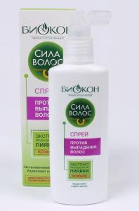 Спрей Биокон «Сила волос»
