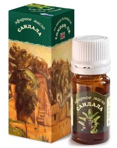 Сандаловое масло нормализует работу сальных желез