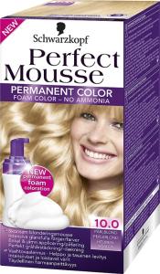 Краска-мусс Schwarzkopf perfect mousse
