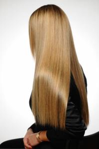 Волосы нуждаются в полноценном питании и укреплении