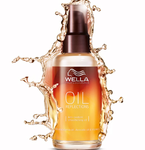 Масло «Wella Reflections oil»
