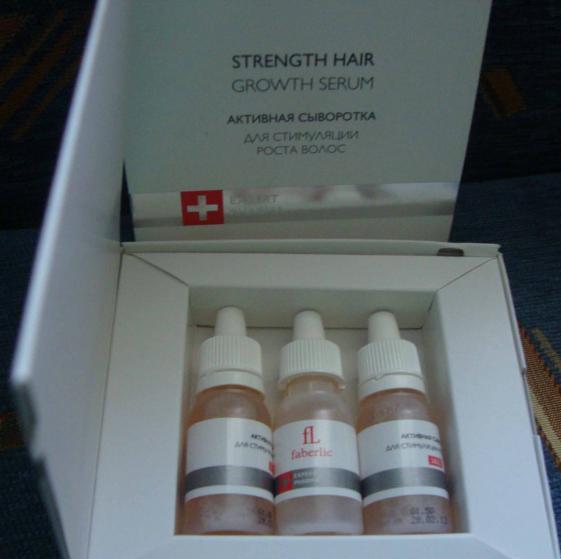 Сыворотки от выпадения волос
