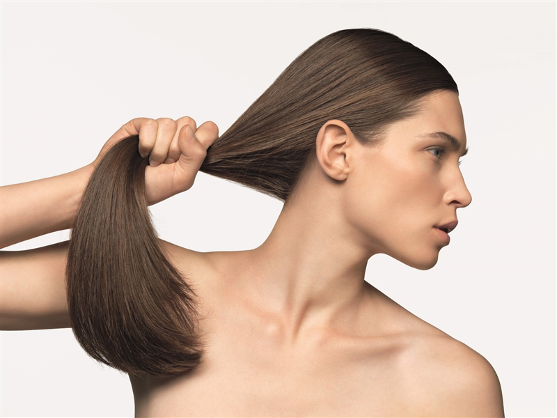 Первые волосы после химиотерапии самые сильные