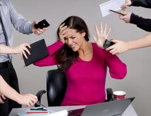 Под влиянием стресса организм человека становится уязвим