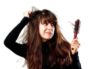 Выпадение волос является опасным для качества жизни