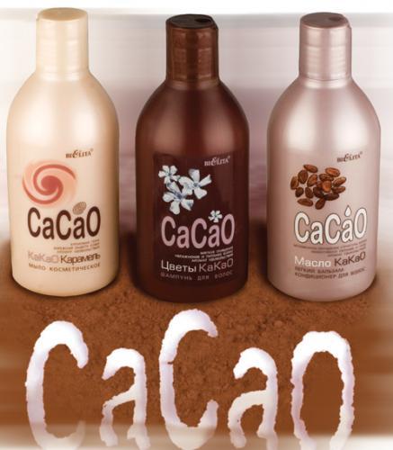 Масло какао полезно для сухих волос