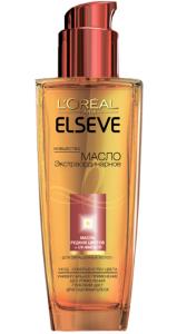 Масло Elseve для окрашенных волос