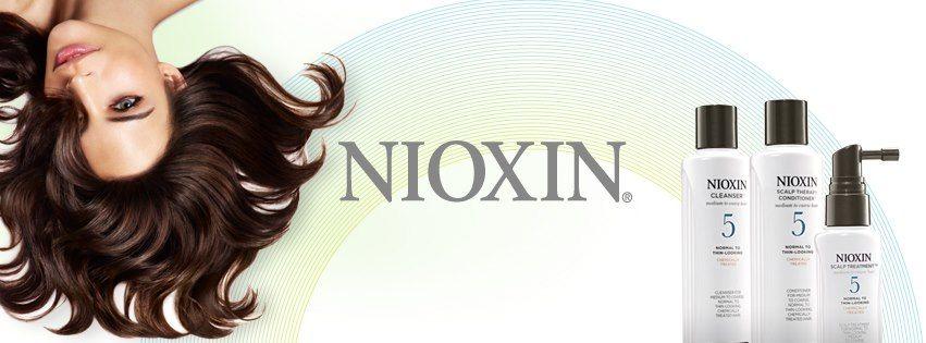 Косметика продукции Ниоксин не утяжеляет локоны