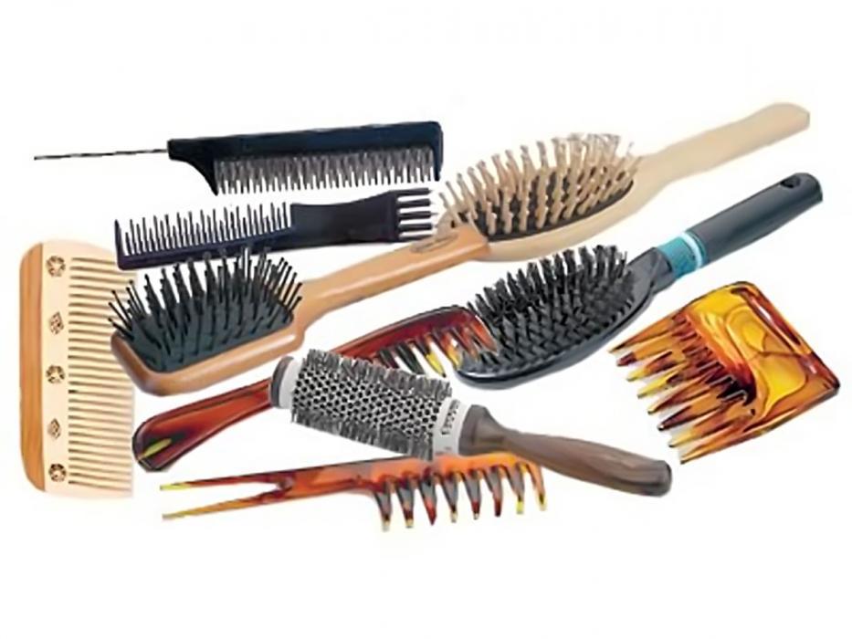 Лучшие щётки и расчески для волос