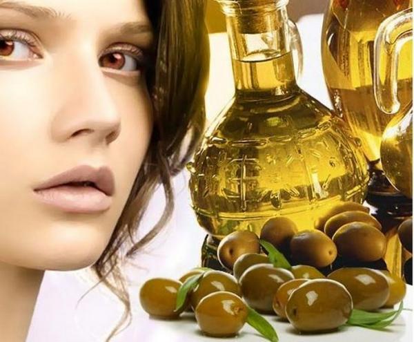 Оливковое масло борется с истончением волос