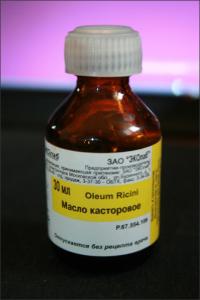 Касторовое масло можно купить в аптеке