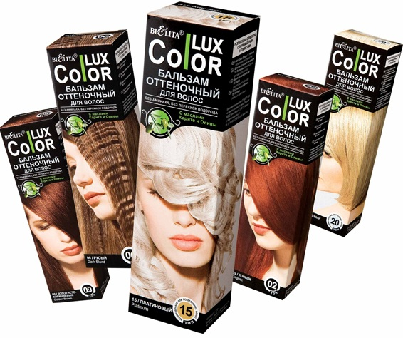 Бальзам «Color Lux»