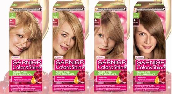 Лучшие безаммиачные краски для волос