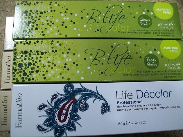 FarmaVita B.life color