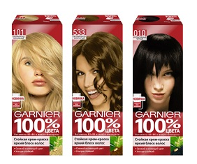 гарньер краска для волос инструкция по применению - фото 4