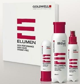 Серия «Goldwell Elumen»