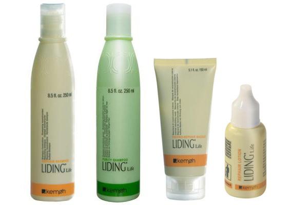 Для волос средства ламинирование