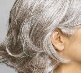 Покраска седых волос хной и басмой