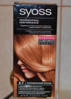 Syoss краска для волос инструкция по применению - фото 9